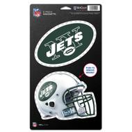 New York Jets Car Magnets 2-Pack