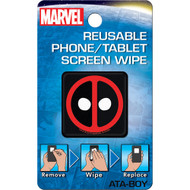 Deadpool Logo Reusable Phone/Tablet Screen Wipe
