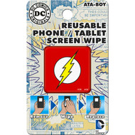Flash Logo Reusable Phone/Tablet Screen Wipe