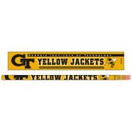 Georgia Tech  Pencils - Pack of Six (6) #15972061
