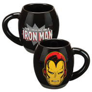 Marvel Iron Man 18 oz. Oval Ceramic Mug