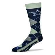 Dallas Cowboys Argyle Socks