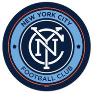New York City FC Logo on the GoGo