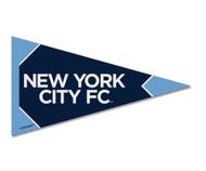 New York City FC Felt Pennant Magnet