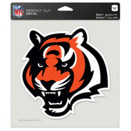 "Cincinnati Bengals 8""x8"" Team Logo Decal"