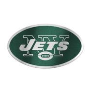 New York Jets Auto Badge Decal