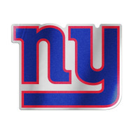 New York Giants Auto Badge Decal