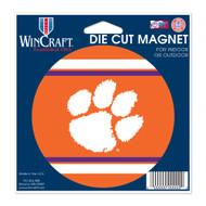 """Clemson University Die Cut Magnet 4.5"""" x 6"""""""