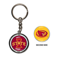 Iowa State University Spinner Keychain (WC)