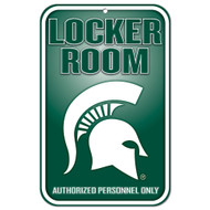 Michigan State Fans Only Reserved Parking Sign