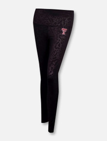 "Arena Texas Tech Red Raiders Double T ""Chasse"" Legging"