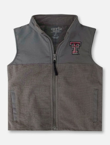 "Garb Texas Tech Red Raiders ""Gray"" TODDLER Vest"