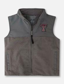 "Garb Texas Tech Red Raiders ""Gray"" YOUTH Vest"