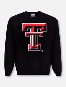 Champion Texas Tech Red Raiders Double T Crew Sweatshirt
