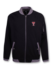 "Under Armour Texas Tech Red Raiders ""Souvenir"" Black Jacket"