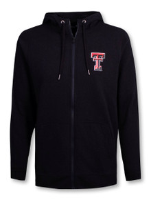 "Under Armour Texas Tech Red Raiders ""Sport"" Fleece Full Zip Hoodie"