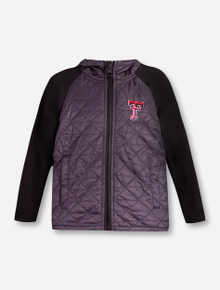 "Arena Texas Tech Red Raiders ""Slalom"" TODDLER Full ZipJacket"