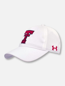"Under Armour Texas Tech Red Raiders ""Threadborne"" Fitted Hat"
