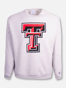 "Champion Texas Tech Red Raiders ""Double T"" Reverse Weave"