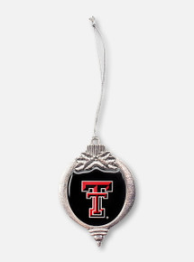 FTH Texas Tech Red Raiders Double T Bulb Ornament