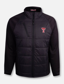 """RRO Signature Collection Texas Tech Red Raiders Double T """"Jet Set"""" Jacket"""