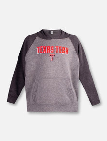 """CI Sport Texas Tech Red Raiders Double T """"Sparky"""" TODDLER Pullover Hoodie"""
