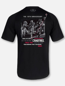"Under Armour Texas Tech Red Raiders 10th Anniversary ""Crab Grab"" T-Shirt (PRE-ORDER. Ship Date 11/12)"