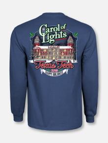 "Texas Tech Red Raiders ""Carol of the Lights"" Celebration 2018 Long Sleeve T-Shirt"