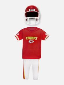 Texas Tech Red Raiders Kansas City Chiefs Deluxe 5-Piece Set