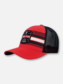 """Top of the World Texas Tech Red Raiders """"Branded"""" Snapback Cap"""
