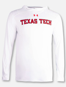 "Under Armour Texas Tech Red Raiders ""BKB"" Hooded Shooter Shirt"