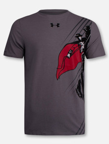 "Under Armour Texas Tech Red Raiders ""Valiant"" Short Sleeve T-Shirt"