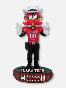 Texas Tech Red Raiders Raider Red Bobble