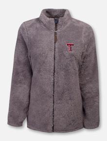 "Charles River Texas Tech Red Raiders ""Newport"" Fleece Full Zip Jacket"