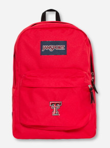 "Jansport Texas Tech ""Superbreak"" Backpack"