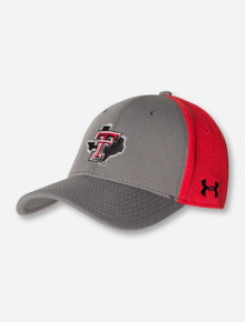 Under Armour Texas Tech Lone Star Pride & Red Raiders Adjustable Cap