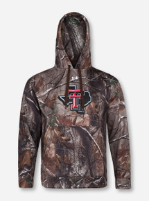 Under Armour Texas Tech Lone Star Pride on Camo Hoodie