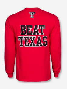 Beat UT Wreck 'Em Tech Red Long Sleeve