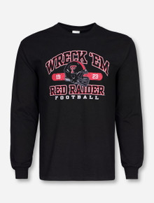 Texas Tech ATMO Black Long Sleeve