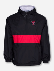 "Charles River Texas Tech ""Classic CRS"" Pullover"