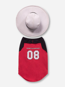 Texas Tech Cowboy Dog Costume