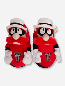 Texas Tech Raider Red Slippers