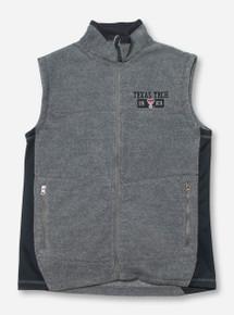 "Ouray ""GX2"" Women's Charcoal & Black Fleece Vest"