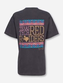 Texas Tech Golden Arrow Charcoal T-Shirt
