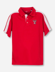 "Garb ""Kyle"" YOUTH Red Polo"