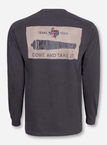Texas Tech Vintage Come & Take It Long Sleeve