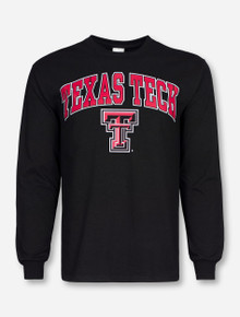 Texas Tech Arch with Double T Long Sleeve
