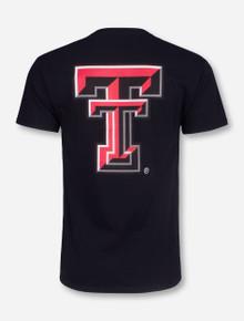 Large Double T T-Shirt - Texas Tech