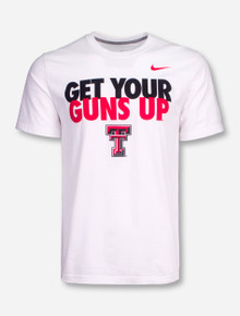 Nike Texas Tech Get Your Guns Up T-Shirt