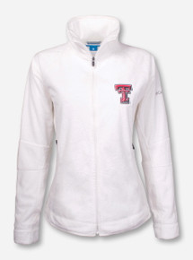 "Texas Tech Columbia ""Pearl"" Women's Plush Jacket"